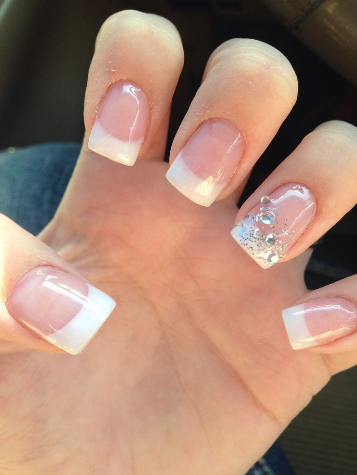 6 Stunning Wedding Nails