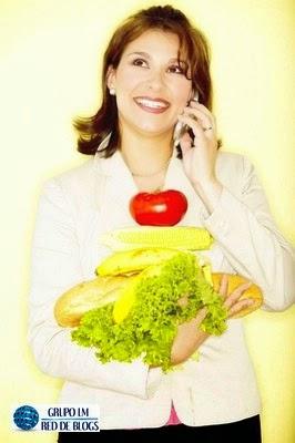Comer verduras crudas
