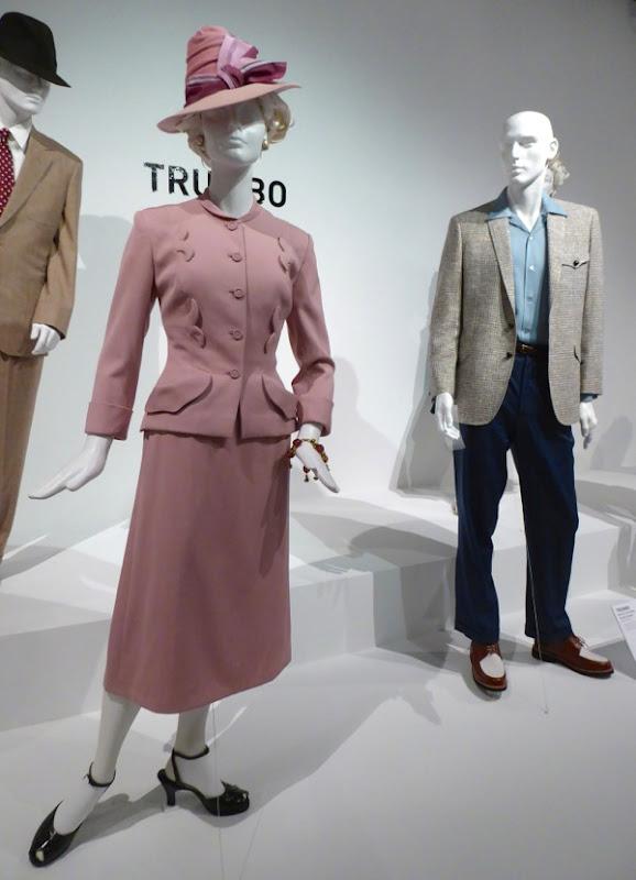 Helen Mirren Bryan Cranston Trumbo costumes