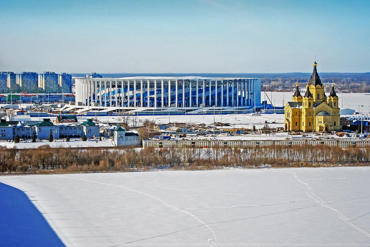 guida stadi mondiali russia 2018 nizhny novgorod