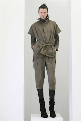 Military chic Trend - Jean Paul Knott - Fall Winter 2012