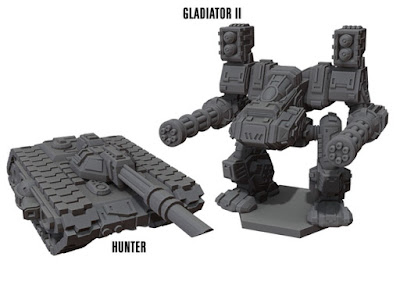 Gladiator II and the Hunter Tank