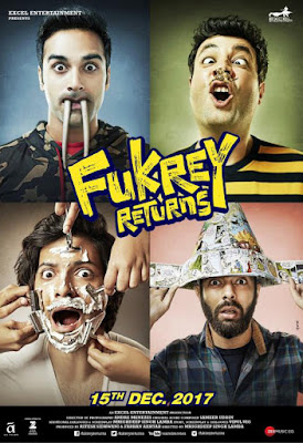 fukrey return collection