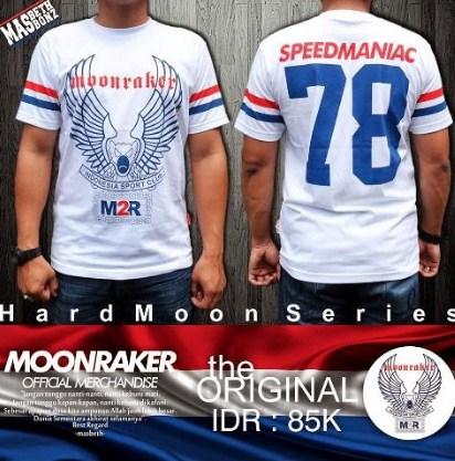 Daftar Harga Jaket dan Baju Moonraker Indonesia Terbaru