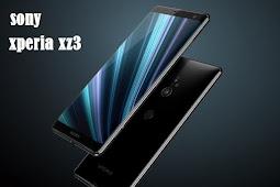 Sony Xperia XZ3 Smartphone Unggulan Terbaru Sony
