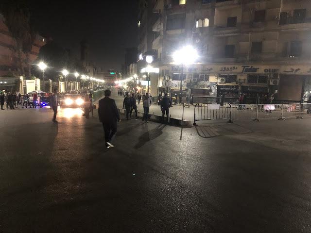 عاجل تفجير الأزهر ، عدد ضحايا تفجير شارع الازهر والمصابين  اليوم الإثنين 18-2-2019