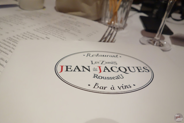 Jean-Jacques (Soho): where French food is shared with friends