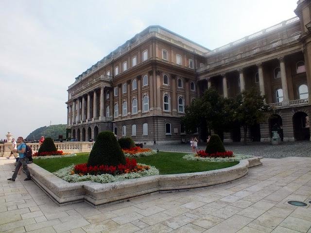 Jardines Palacio Budapest