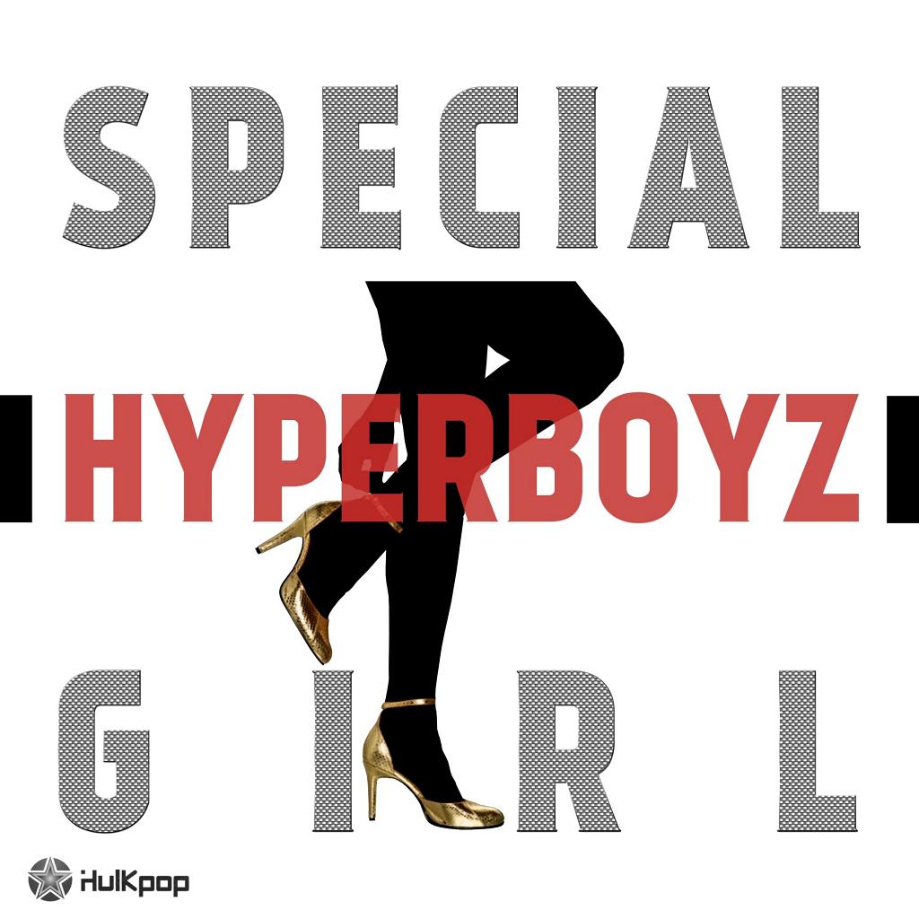 [Single] HyperBoyz – Special Girl