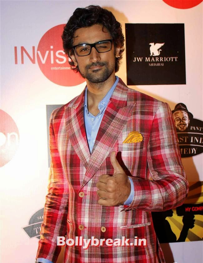 Kunal Kapoor, Shruti Seth, Maria Goretti at 4th Annual Ghanta Awards