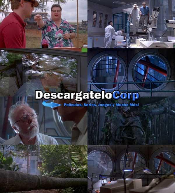 Descargar Jurassic Park DVDRip Latino