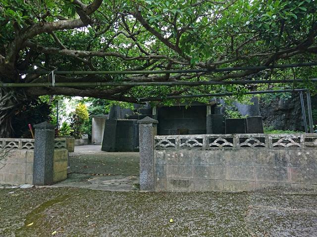 屋良門中墓(尚泰久王之墓)の写真