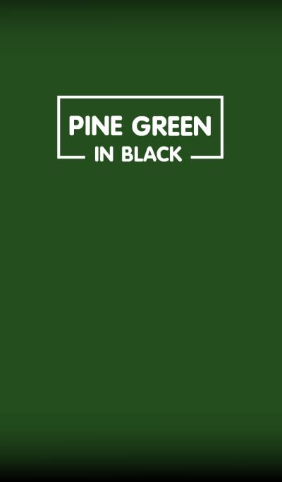 Pine Green & Black Theme