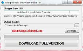 software, Google Books Downloader, download, ebook