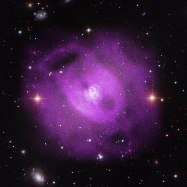 Galaxy Group NGC 5813