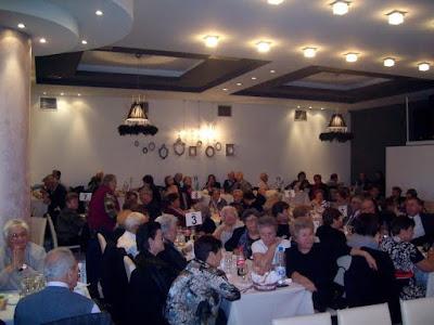 ΔΗΜΟΣ ΚΑΤΕΡΙΝΗΣ: Η ετήσια συνεστίαση των μελών των ΚΑΠΗ, με αφορμή την Παγκόσμια Ημέρα Τρίτης Ηλικίας