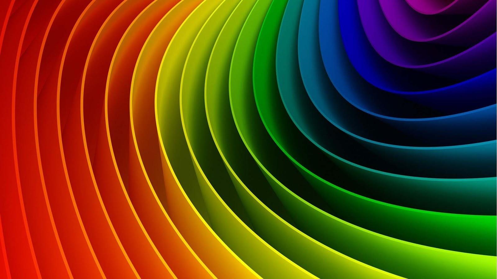 Rainbow Wallpaper Desktop: Free Wallpicz: Wallpaper Desktop Rainbow