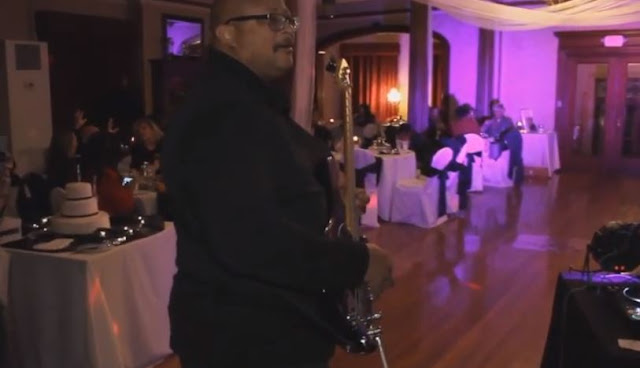 Donald Wayne King Wedding Reception Recap Video|Bass Player