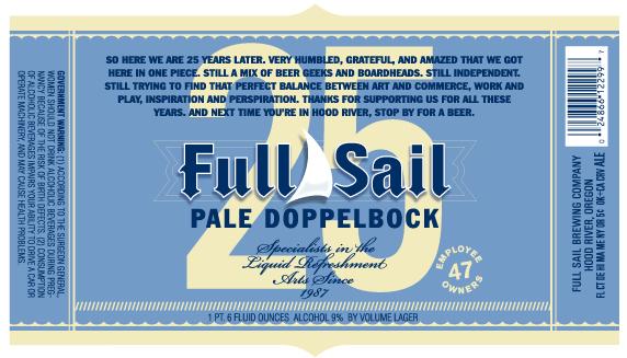 full sail 25th anniversary