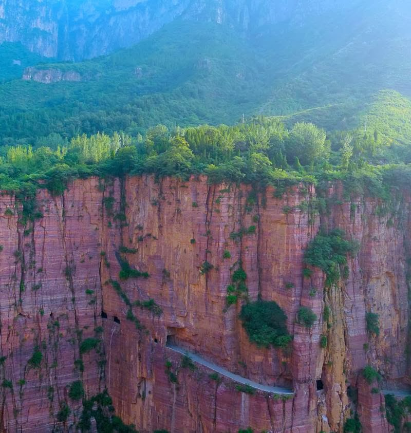the path of death china