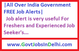 Today Latest Indian Government Employment News Date 14th September 2017