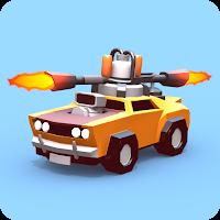 Crash Of Cars Mega Mod Apk + Obb