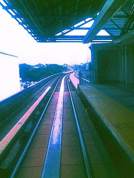 Down the LRT Line #II 02