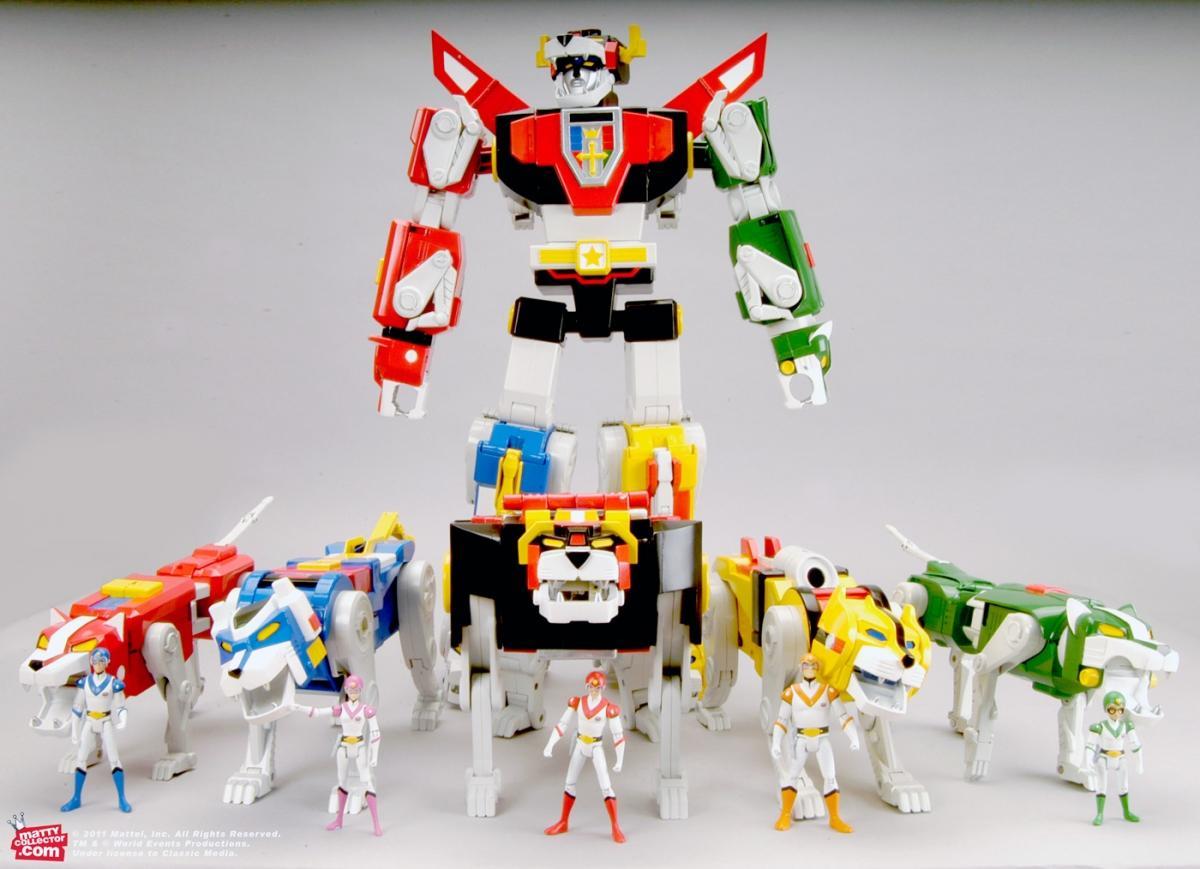 Toys Voltron 15