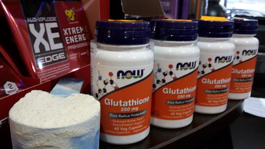 Глутатион и Протеин