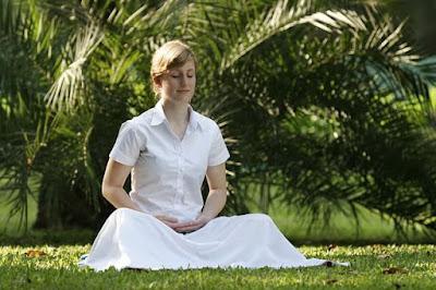 meditation to be happy