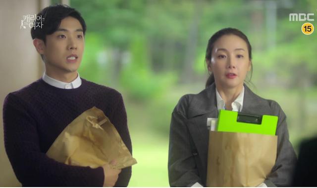 Sinopsis Drama Korea Terbaru : Woman with a Suitcase Episode 5 (2016)