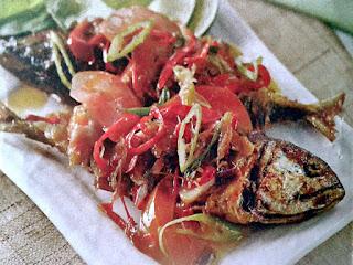 Gambar Resep Ikan Goreng Bumbu Bawang