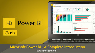 Microsoft Power BI - A Complete Introduction