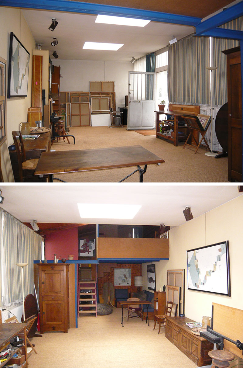 2%2Brenovated-art-studio-into-apartment-before-120318-1246-03 This 1970s Studio Was Transformed Into A Bright And Open Small Home (Before & After) Interior