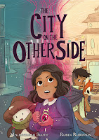the city on the other side by mairghread scott and robin robinson book cover