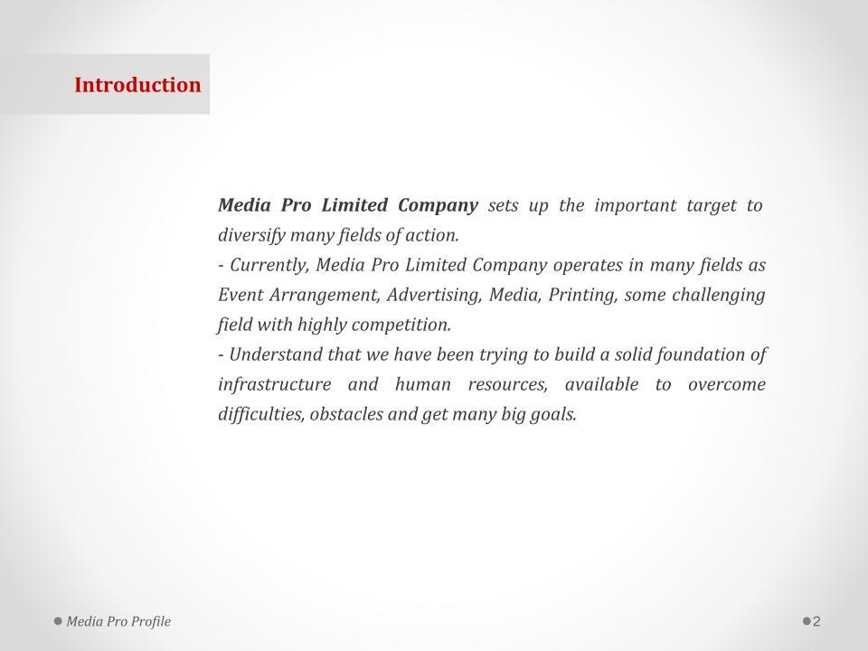 mediapro profile 2