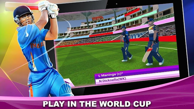 T20 World Cup 2018 Game Free Download