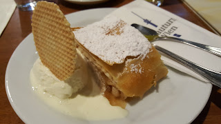 Traditional Viennese Apple Strudel