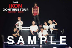 2019 iKON CONTINUE TOUR ENCORE IN SEOUL DVD