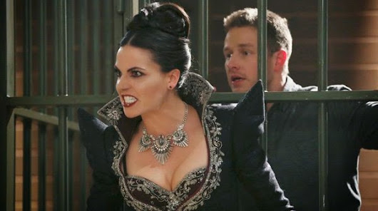 Once Upon A Time 4x11 - Shattered Sight
