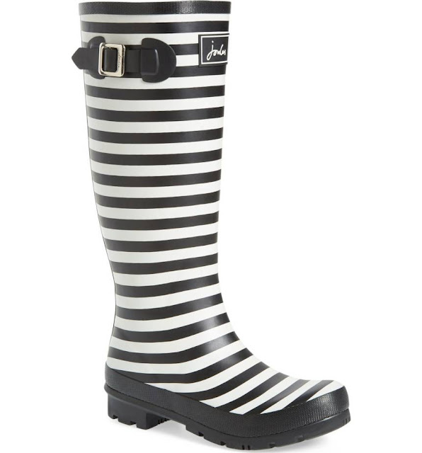 Nordstrom: Joules Welly Rain Boots only $30 (reg $75) + Free Shipping!