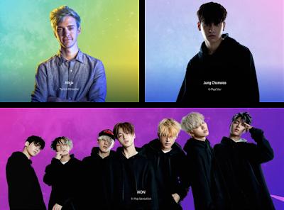 iKON x Ninja Fortnite Event by Samsung