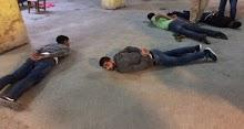 Cinayet Zanlıları Otoparkta Yakalandı
