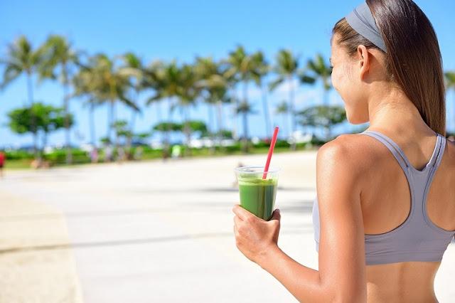 Dieta Detox para emagrecer e plano para dieta do reinício