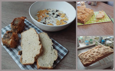 chleb pieczony, swojski chleb domowy chleb