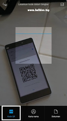 Aplikasi Pemindai Wifi pada xiaomi