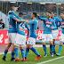"""Twitter Ssc Napoli: """"La fotogallery della gara con il Bologna"""""""