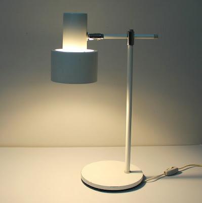 Lámpara danesa de los años 50 de Jo Hammerborg