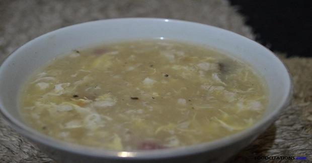 Pork And Tuyo Soup Recipe
