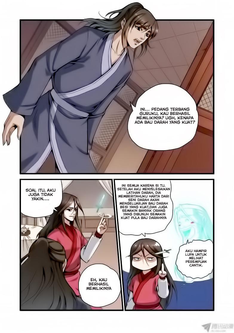 Xian Ni Chapter 34